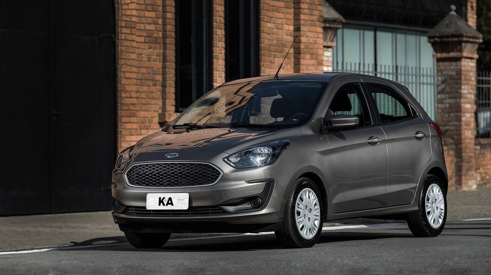 FORD Ka Hatch tem o melhor resultado de vendas