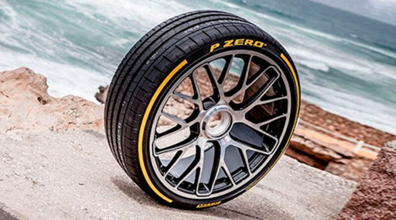 Pirelli produz o primeiro pneu com certificação FSC do mundo, Pirelli P Zero.